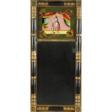 Early 19th Cent. Sheraton Mirror