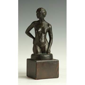 Dorothy Jane Adams Bronze Sculpture
