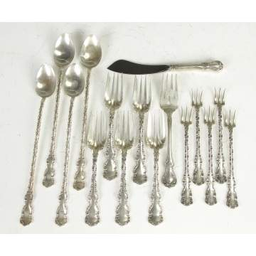 Whiting Misc. Sterling Flatware