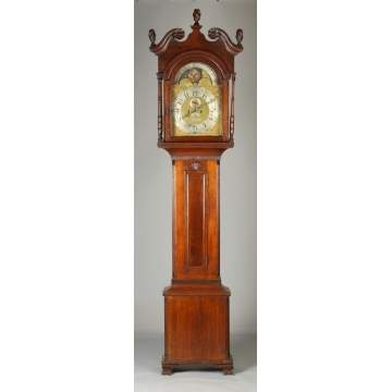 Peter Schwartz Tall Case Clock