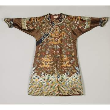 Fine Chinese Imperial Court Robe