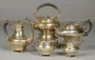5 Pc. Sterling Silver Tea Set