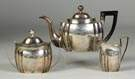 3-Pc. Tea Set by N. Francis