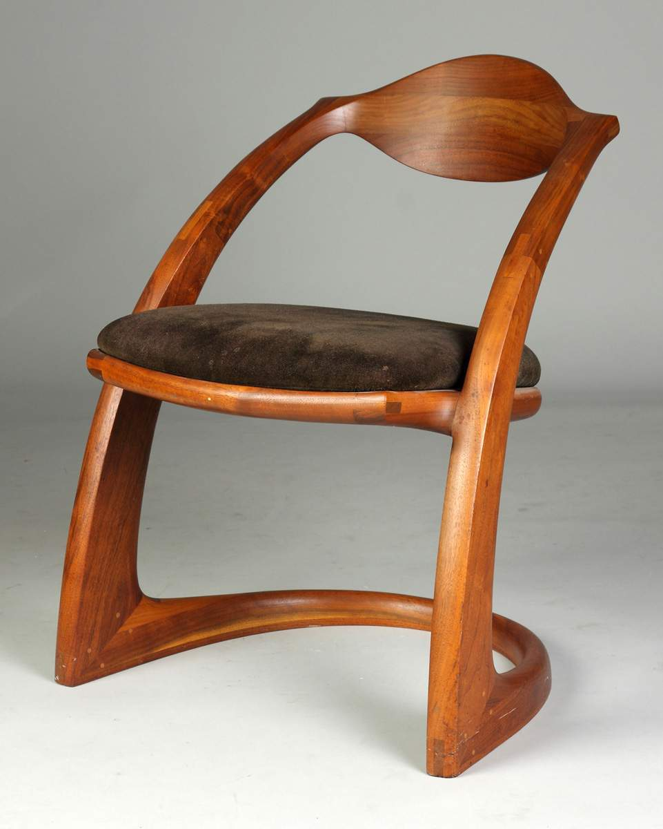 Awesome Wendell Castle (Rochester, NY, B. 1932) Chair