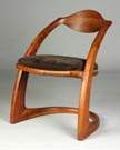 Wendell Castle (Rochester, NY, B. 1932) Chair