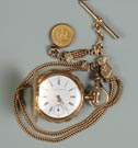 14 K Gold Pocket Watch