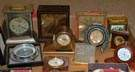 Misc. Desk Clocks, Car Clocks, Carriage Clocks, etc