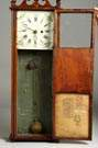 Rare Taber, Maine, Shelf Clock
