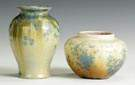 Pisgah, NC, Art Pottery Vases