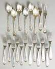 Sterling Silver Forks & Tablespoons