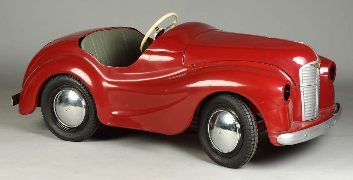 Vintage Austin Healey Pedal Car | Cottone Auctions