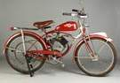 Red Vintage Whizzer NE5