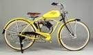 Yellow Vintage Whizzer NE5