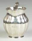 Tiffany & Co. Makers Sterling Silver Presentation Pitcher
