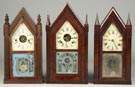 Steeple Shelf Clocks