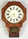 Ansonia Brass & Copper Co. Wall Clock