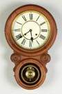 Waterbury Schoolhouse Clock
