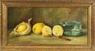 Still Life of Lemons