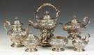 Gorham Sterling Silver 6-Pc. Tea & Coffee Set
