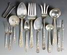 S. Kirk & Son Sterling Silver Flatware - Repousse Pattern