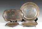 Sterling Trays & Salvers