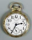 Waltham Vanguard Railroad Pocket Watch