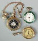 3 Pendant Watches