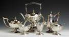 6 Piece Gorham Sterling Tea & Coffee Set