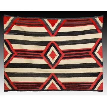 Chief's Style Navajo Weaving