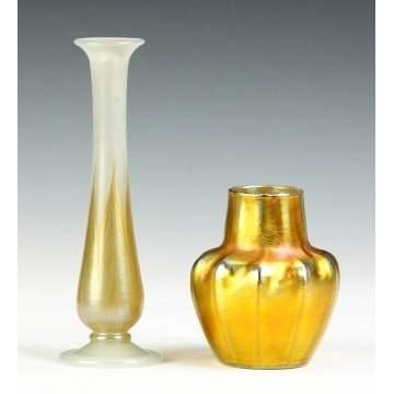 Tiffany Vases Cottone Auctions
