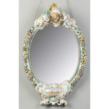 Fine & Unusual Wall Mirror