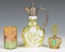 Daum Nancy, Webb & Czechoslovakia Glass
