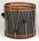 Early Military War Drum