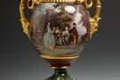 Austrian Covered Urn
