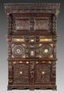 17th Cent. Court Cupboard