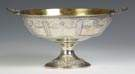 Reed & Barton Sterling Silver Compote with Handles