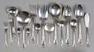 Wallace Sterling Flatware - Rosepoint Pattern