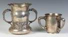 Sterling Presentation Piece & Loving Cup
