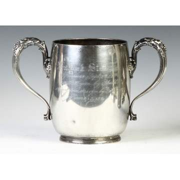 Sterling Silver Trophy