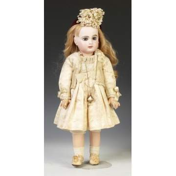 French Jumeau Doll