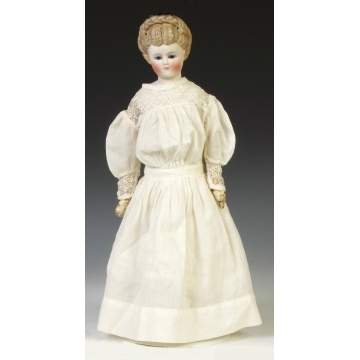 Shoulder Head Bisque Doll