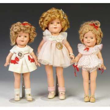 Vintage Shirley Temple Dolls