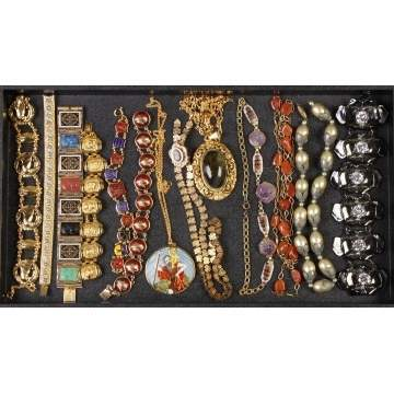 Group Vintage Jewelry