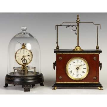 Jerome Flying Ball Clocks