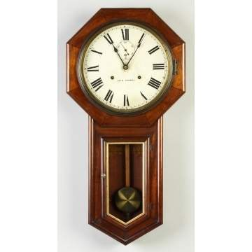 Seth Thomas Long Drop Wall Clock