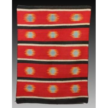 Navajo Chinle Weaving