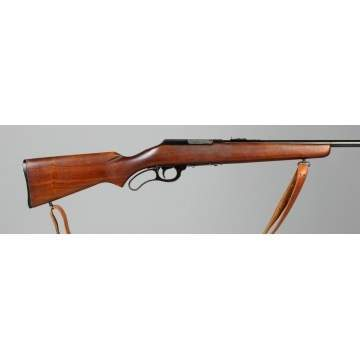 Marlin Firearms Lever Action Rifle