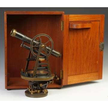 Fauth & Co., Washington, DC, No. 217 Surveying Instrument