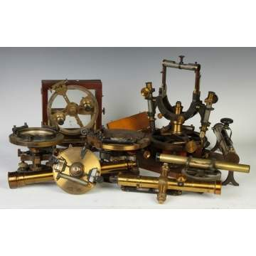 Large Group of Scientific Instruments