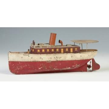Ives Yacht No 4011 Quot Sally Quot Cottone Auctions